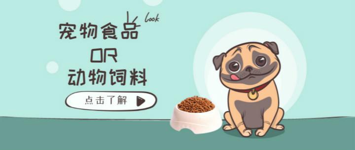干货!一文秒懂宠物食品与动物饲料的区别?